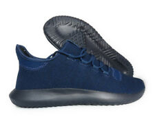 [BB8825] ADIDAS ORIGINALS TUBULAR SHADOW KNIT BLUE BLACK MEN SNEAKERS Sz 12
