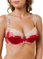 Lise Charmel Model Silk Exception Bra Full Coverage Color Ruby