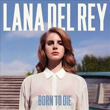 Lana Del Rey - Born to Die [New CD] **Cracked Case***