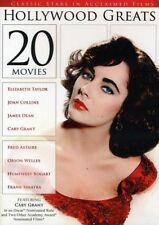 Hollywood Greats: 20 Movies [4 Discs] (DVD Used Like New)
