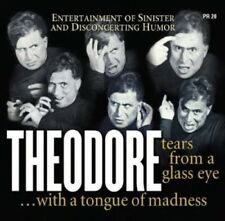 Theodore - Tears From A Glass Eye (Live In 1955) (CD Used Like New)