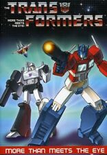 Transformers: More Than Meets The Eye (DVD Used Like New)