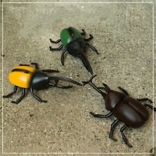 Beetle Remote Control Toy Electric Battery-Operated RC Artificial Flashing