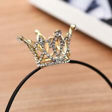 Crown Designs Wedding Tiara Diamante Crystal Rhinestone Hair Combs Headband Head