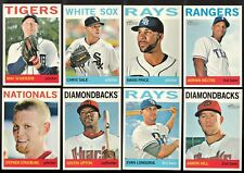 2013 Topps Heritage SP Single Cards #426-500 Base Set Shortprints 6 Available