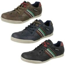 Lambretta Mens Casual Shoes Harrison