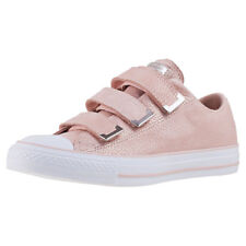 Converse Chuck Taylor All Star 3v Ox Womens Trainers Blush Pink New Shoes