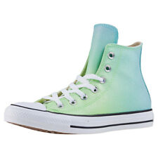 Converse Chuck Taylor All Star Hi Womens Trainers Pastel Green New Shoes