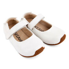 NEW Mary-Jane shoes in patent white Girl's by SKEANIE