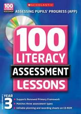 100 Literacy Assessment Lessons; Year 3, Gillian Howell, New