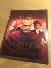 THE ESSENTIAL DOCTOR DR WHO BOOK MAGAZINE BOOKAZINE SPECIAL EDITION THE MASTER