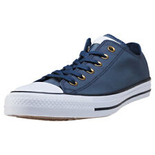 Converse Ct All Star Ox Ortholite Twill Mens Trainers Obsidian New Shoes