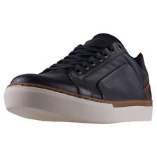 Mustang Fashion Basketball Sneaker Mens Trainers Navy New Shoes