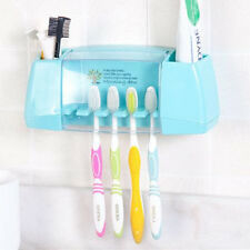 Multifunctional toothbrush holder storage box bathroom Products