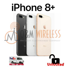 Apple iPhone 7 Plus 32GB 128GB 256GB 4G LTE AT&T H2O Cricket Smartphone