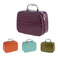 Multifunction Travel Cosmetic Bag Makeup Case Pouch Toiletry Organizer PU