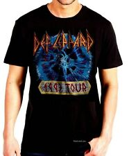 Def Leppard T-shirt 1993 Tour Official Lucky Brand metal rock L XL Last NWT