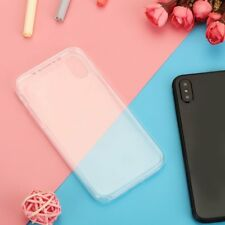 Slim Gel Skin Phone Cover Case Pouch Shell For iPhone X Anti-Drop Shockproof