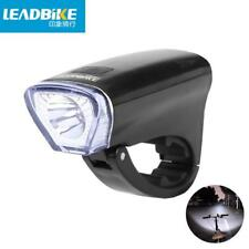 Front 3 1w Bike Bicycle Light Modes Led Cycling Headlight Lamp Waterproof 1200lm