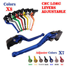 CNC Long Brake Clutch Levers Set For BMW R1200GS Adventure K1300S K1300R K1300GT