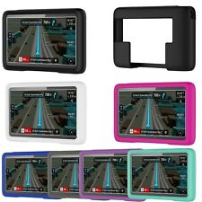 """Rubber Silicone Case Cover Protector for TOMTOM GO LIVE 1005/GO LIVE 1050 5"""" GPS"""
