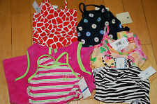 nwt  baby GAP GIRL variety of swimwear swimsuit bathing suit 3 6 9 12 18 24 mos.