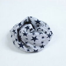 Cute Children's Cotton Scarf Ring Scarves Shawl Winter Knitting Neck Warmer