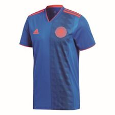 Adidas Mens Football Soccer Colombia Away Replica Jersey Shirt 2018 World Cup