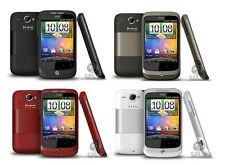 "HTC G8 A3333 Wildfire 512MB Mobile Phone 3.2"" Android 3G 5.0MP Original Unlocked"