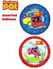 Postman Pat Theme Foil Balloons Party Ware Decoration Novelty Gift Helium