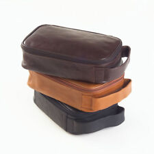 Clava Tuscan Leather Accessory Toiletry Kit