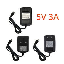 5V 3A Micro USB AC Adapter DC Wall Power Supply Charger For Raspberry Pi/Switch