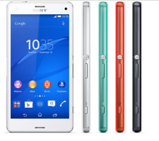 """Unlocked Sony Ericsson Xperia Z3 4.6"""" Compact D5803 16GB 4G Smartphone-4 Colors!"""