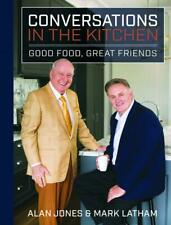 Conversations in the Kitchen by Alan Jones Hardcover Book Free Shipping!