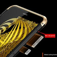 Anti Drop Metal Shockproof Ultra-Thin Bumper Case Cover Protector For Huawei P10