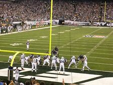 2  NEW YORK GIANTS @ vs NEW YORK JETS PRESEASON 8/23 - 8/27 SECTION 149-ROW 17!