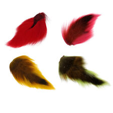 Bucktail Thick Artificial Deer Tail Hair for Dry Flies Fly Tying Materials