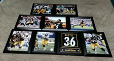 Jerome Bettis Framed 8x10 Pittsburgh Steelers Photo NFL
