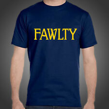 FAWLTY TOWERS T-SHIRT | Multiple Colors