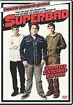 Superbad DVD 2007 Unrated Extended Edition - NEW ! - Widescreen