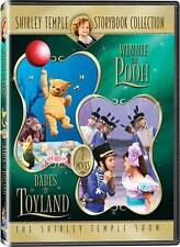 Shirley Temple Storybook Collection: Winnie the Pooh/Babes in Toyland 2014