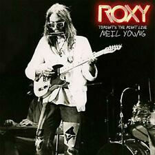 Roxy Tonight's the Night Live - Neil Young Vinyl Free Shipping!