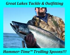 Hammer-Time™ Trolling Spoons, Trophy Trout & Salmon!!!