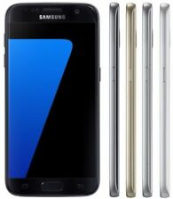 "Samsung Galaxy S7 G930A AT&T 4G LTE 32GB 5.1"" 12MP Unlocked  Android Smartphone"