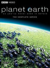 Planet Earth - The Complete Collection (DVD, 2007, 5-Disc Set) Complete