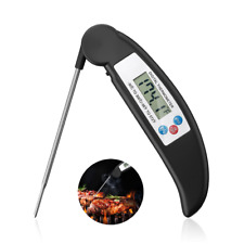 Meat Thermometer Probe Digital Grill Instant Read Food Cooking Grill Kitchen USA