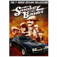 Smokey and the Bandit: The 7-Movie Outlaw Collection (DVD, 2010, 4-Disc Set)