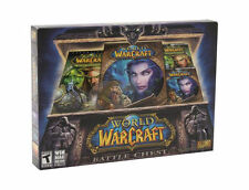 World of Warcraft: Battle Chest (Windows/Mac, 2007) **Brand-New**