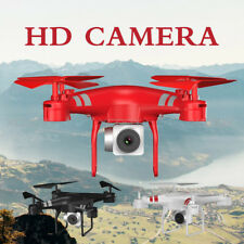 Professional RC Drone 0.3MP HD Camera Wide Angle WiFi FPV Live Helicopter Hover