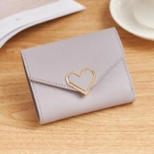 Short Bag Female Purse PU Leather Card Holder Coin Purse Women Wallet Wallet